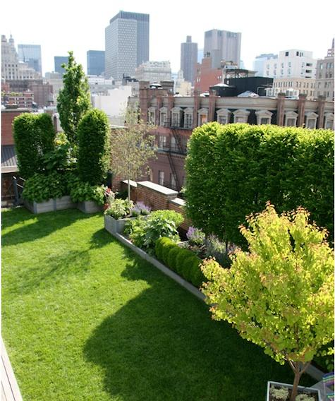 Header Over To Remodelista For A Stunning Collection Of Roof Garden ...