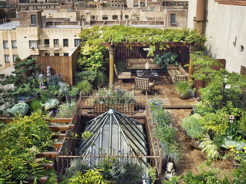 Brooklyn Roof Garden